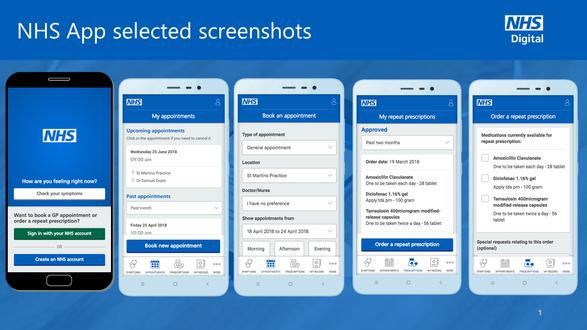 NHS-App